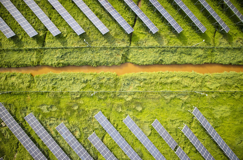 Panneaux photovoltaïques KBE Energy